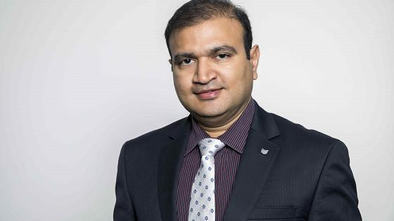 Somesh Adukia, Managing Director of Canon Central & North Africa (CCNA)